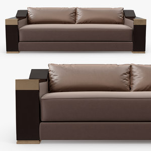 3D model hudson furniture - cote