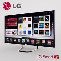 TV LG 42lm760T