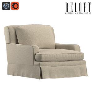 chair 57490033 blsa 3D