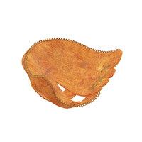 3D leather baseball glove