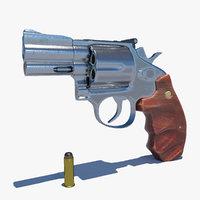 gun bullet 3D