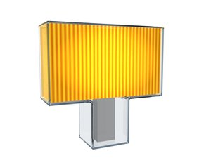 kartell tati lamp 3D