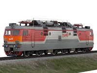 Electric Locomotive VL65