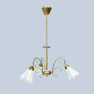 accento lighting korra alhl-jsl-62733-ab 3D