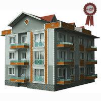 building 3d 3D