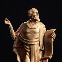 3D ancient statue 3d-print