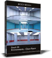 Dosch 3D - Environments - Clean Room