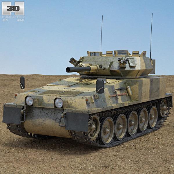 scorpion fv101 fv model
