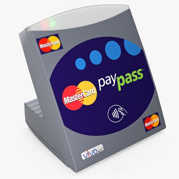 mastercard paypass terminal model
