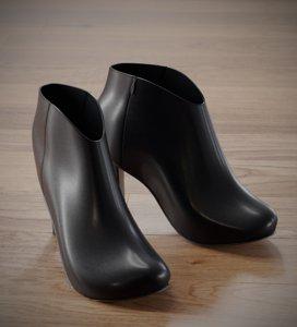 heel ankle 3D model