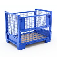 Collapsible Transportation Box Pallet