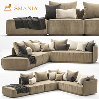 Smania Beverly Sofa