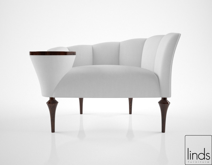 3D linds furniture allan occasional model