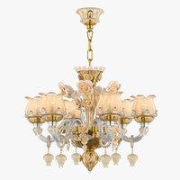 chandelier md 89268-6 osgona 3D model