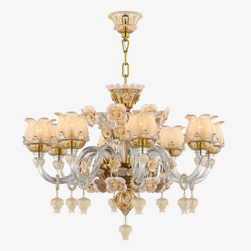 chandelier md 89268-8 osgona 3D