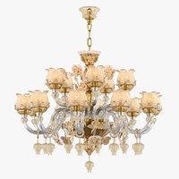 chandelier md 89268-10 5 3D model