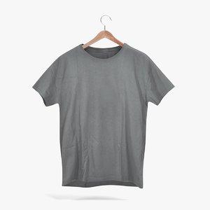 3D t-shirt hanger pbr