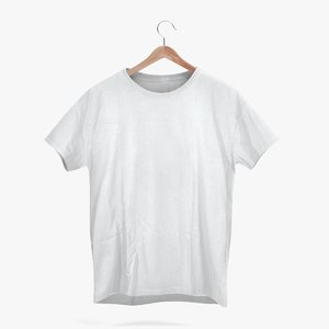 3D model t-shirt color