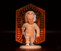 chucky 3dprint 3dprintable model