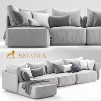 Smania Beverly sofa set 2