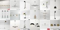 Lighting Collection 1 & 2 (18 Light fixtures)