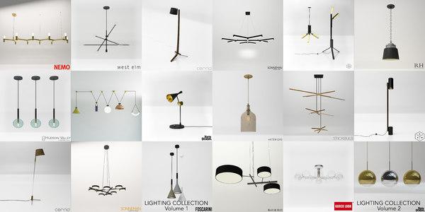 3D lighting volume 1 2