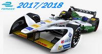 Audi Sport ABT Schaeffler 2018 2017 2018