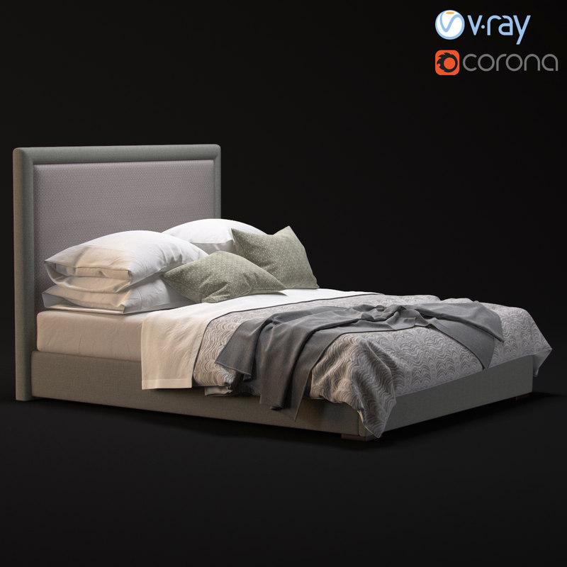 3D model h62f bed