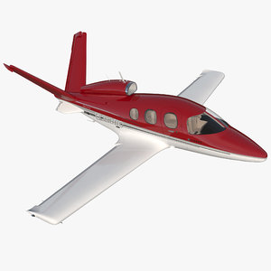 cirrus vision sf50 light model