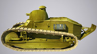 old_army_tank