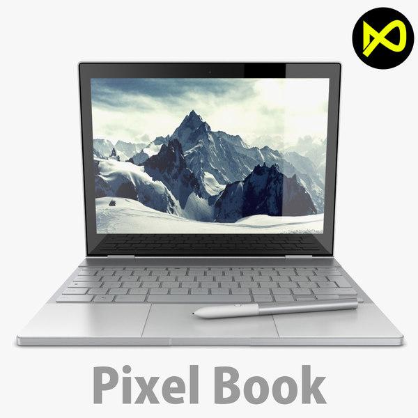 3D tablets pixels