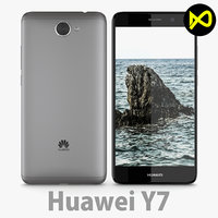 Huawei Y7 Space Gray