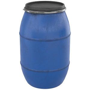 3D plastic barrel 1 model