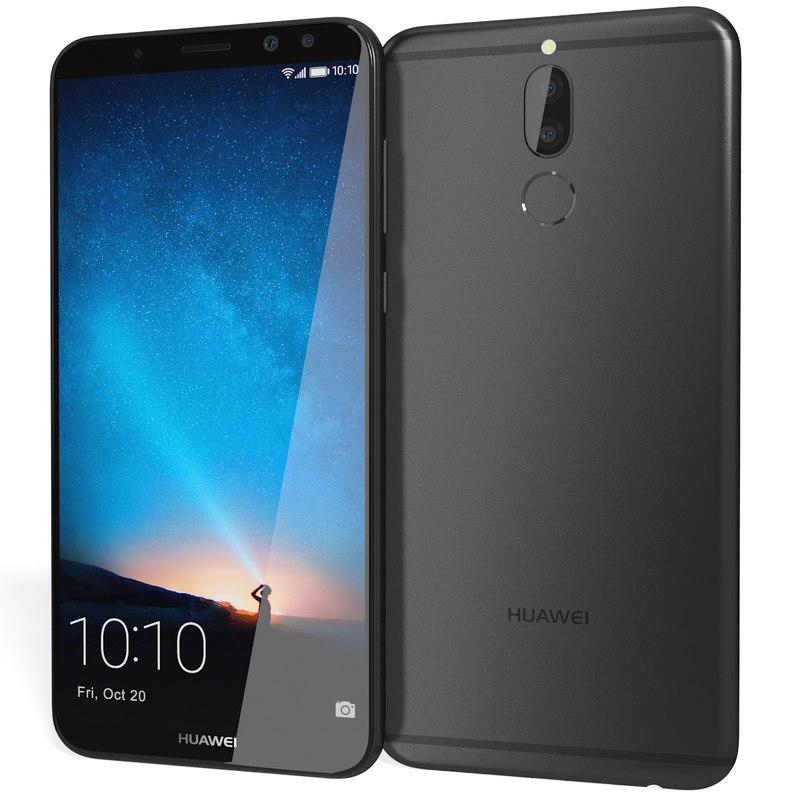 newest ae1d8 7a161 Huawei Mate 10 Lite Black
