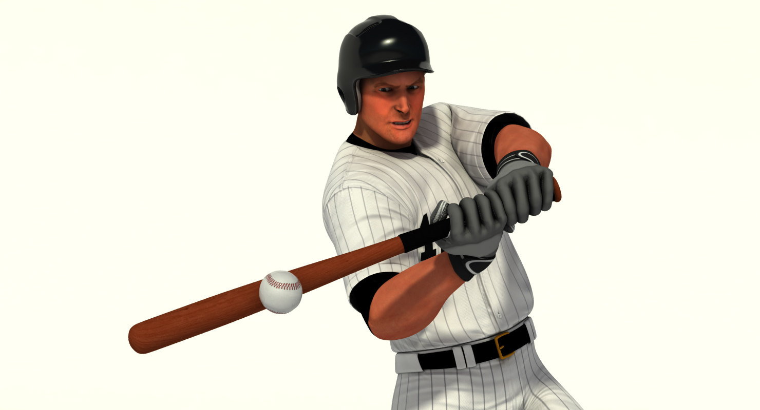 ball bat model