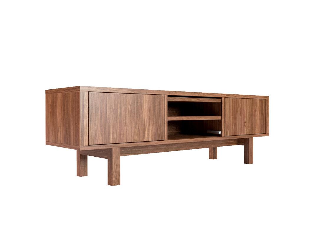 ikea tv bench 3D model