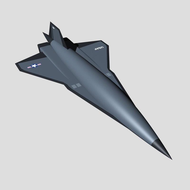 sr-72 sr 72 3D model