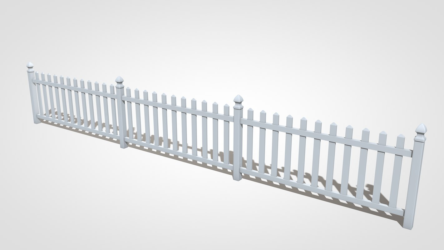 picket fence model