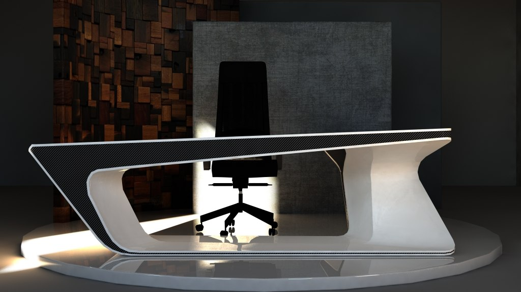 3D office pack ikea markus