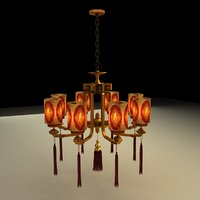 Chinese palace lantern