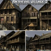 Medieval Village 2