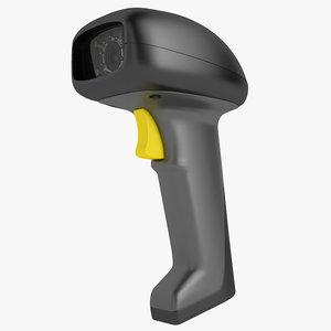 3D barcode scanner as9500