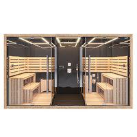 Sauna - SR1T4028 Prada Twin Sunrans