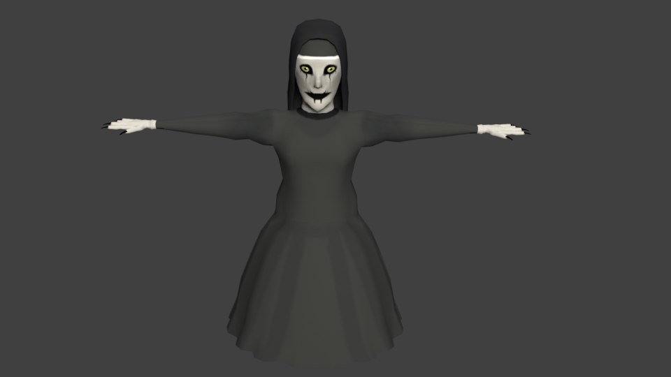 3D witch games
