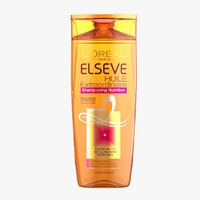 l oreal elseve extraordinary 3D model