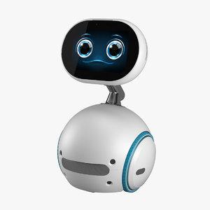 asus zenbo smart robot 3D