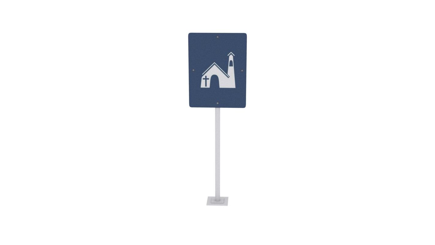3D signal church
