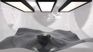 3D materials renders