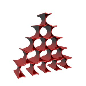 kartell infinity bottle holder 3D model