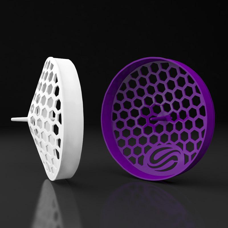 3D smartshake mixer mix